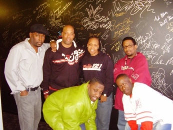 Radio One Visit from rap legends Big Daddy Kane and Whodini